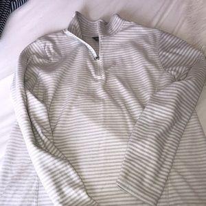 Eddie Bauer 1/4 zip fleece